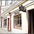 2013暑假北歐遊Day11~愛沙尼亞塔林遊記:Kohvi ja tee pood茶葉店