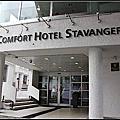 2013暑假北歐遊Day13~挪威史塔萬格住宿:COMFORT HOTEL STAVANGER