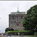 2013暑假北歐遊Day15~挪威卑爾根遊記:哈孔城堡Hakonshallen