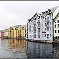 2013暑假北歐遊Day17~挪威峽灣遊記:Alesund歐勒松市區遊