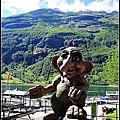 2013暑假北歐遊Day18~挪威蓋倫格遊記:蓋倫格Grande隨影