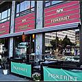 2013暑假北歐遊Day20~挪威奧斯陸食記:菲斯克立耶Fiskeriet Sandvika