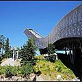 2013暑假北歐遊Day21~挪威奧斯陸遊記:賀美科倫滑雪跳台 &博物館Holmenkollen Ski Jump