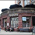 2013暑假北歐遊Day22~挪威奧斯陸食記:Cafe Christiania