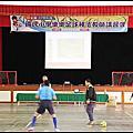 屏東縣102學年度國民小學樂樂足球種子教師講習會