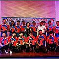 屏東縣參加107年全民運動會頒獎典禮績優教練選手頒獎典禮