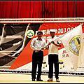 109年全中運潘孟安縣長巡視跆拳道品勢比賽、屏東縣代表隊授旗典禮、開幕典禮第一次總彩排