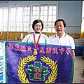 100年全中運游泳選手李彥妮金牌照片