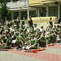 國軍進駐校園Day2