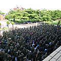 國軍離開校園