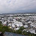 台東市鯉魚山山頂