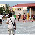1000416國二籃球隊友誼賽