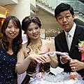 嘉昇&怡真的婚禮