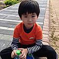 Ethan四歲誌