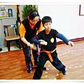 少年武藝教學照