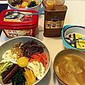 韓式拌飯 (비빔밥)