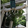 (日本)難波八阪神社