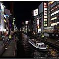 (日本)新齋橋遊河搭船