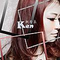 ☆ 2012春夏ViVi & Mina日雜流行髮型染髮造型 ☆ 雙色染