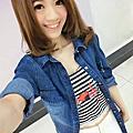 ☆ 2014 春夏流行髮型 ☆亞麻綠-VIVI