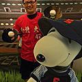 1001 Snoopy愛打棒球
