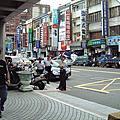 2006/8/22tvbs門前抗議