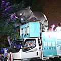 20141031 新竹市林智堅-萬聖奇幻之旅大遊行-不給糖就搗蛋