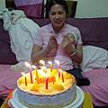二阿姨生日快樂~(2008.06.02)