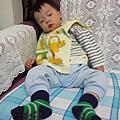 元元生病了(2008.12.09)