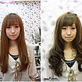 板橋剪髮板橋燙髮板橋染髮板橋髮型專業知名沙龍【日式蜜茶褐 EGG 20110715】