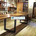 2018/3/30和平東路小餐館塑膠地板作品(使用RADY WJ-09-RE特長木紋)