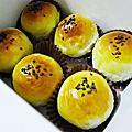 蛋黃酥&金月娘