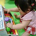 綾綾寶貝小公主★人生中第一次比賽-麗嬰房抓週爬爬樂