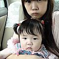 綾綾寶貝小公主★人生中第三次比賽-寶寶划龍舟學步車