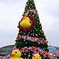 基隆黃色小鴨