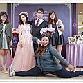 [彰化婚攝] 宗憲&珈雯 Wedding Banquet~和美新黑貓餐廳