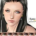 自製sims3 eyes