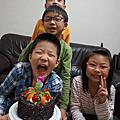 20140402 崴寶生日快樂♥