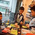 20140403 男孩們的桌遊對決