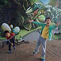 20141121 奇幻恐龍世界之單車旅