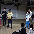 暴龍組報告、羽球練習、恐龍獎品大賞、采風樂坊國樂體驗