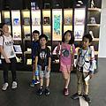 華山公園+圖書館、羽球課、烏龍麵