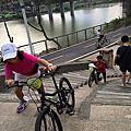 2015SEP公館河堤腳踏車