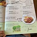 貳樓X包果菜單