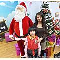 20121221托嬰中心耶誕造景