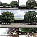 140812原宿明治神宮-竹下通-東京巨蛋-成田空港