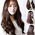 【2017韓系髮色 西門町推薦染髮設計師BENNY 2017流行髮色2017韓國藝人髮型2017冬男女藝人流行髮型髮色圖片書】2017如雜誌般的韓妞般的自然捲髮