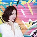 【2017髮型髮色流行趨勢|西門町推薦染髮設計師BENNY|2017流行髮色・韓國藝人髮型・歐美 x 日系 x 韓系時尚流行髮型】2017春夏流行短髮 BY UNA