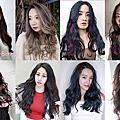 長髮【2021韓系髮色 西門町推薦染髮設計師BENNY 2021流行髮色2021韓國藝人髮型2021冬男女藝人流行髮型髮色圖片書】