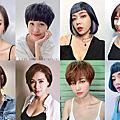 短髮【2021韓系髮色 西門町推薦染髮設計師BENNY 2021流行髮色2021韓國藝人髮型2021冬男女藝人流行髮型髮色圖片書】